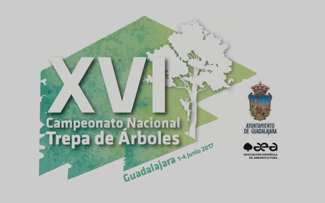 Campeonato de Trepa 2017: Guadalajara