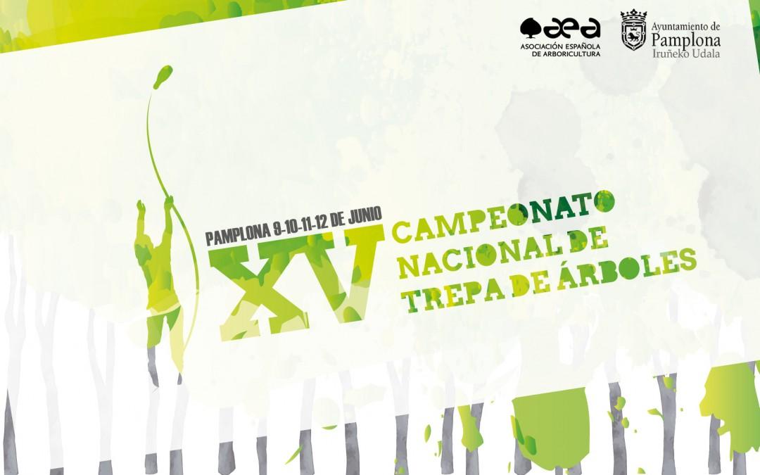 XV Campeonato de Trepa: Inscripción Patrocinadores
