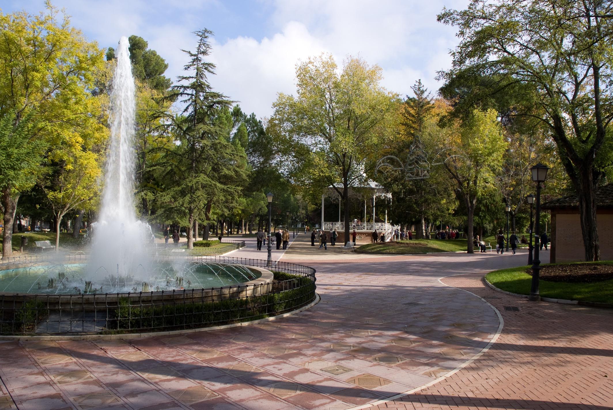 Parque de la Concordia (Nacho Abascal)
