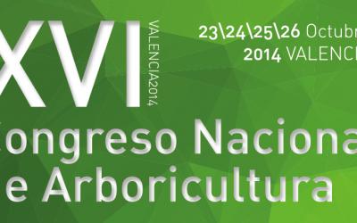 XVI Congreso Nacional de Arboricultura