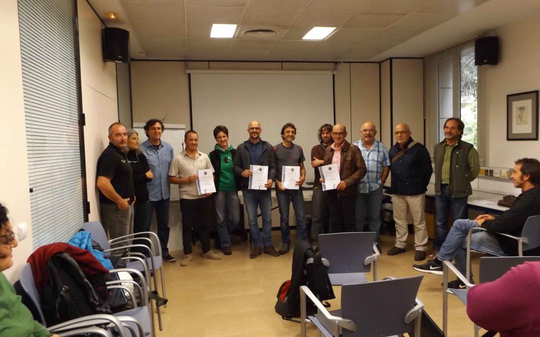 Finalizada 3ª Certificación European Tree Technician