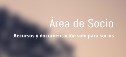 Web AEA: lanzamos el área de socio