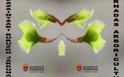 Jornadas de Arboricultura. Pamplona 9-10 de junio