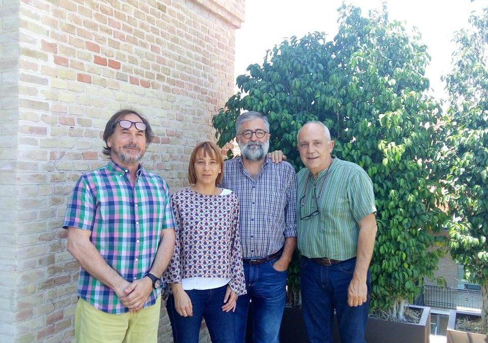 Presencia del Ayuntamiento de Valencia en el I Salón del Árbol – IBERFLORA 2016