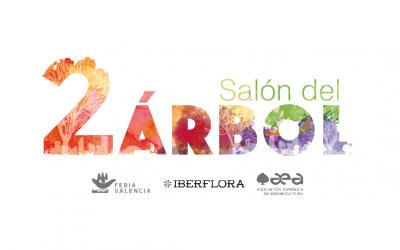 2º Salón del Árbol. Valencia 4-5-6 de octubre