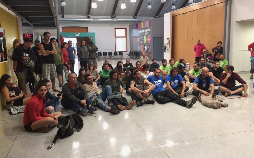 Finalizamos  el Campeonato de trepa de Árboles 2017. Guadalajara
