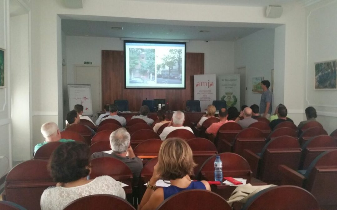 Jornada itinerante: Málaga