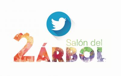 Salón del Árbol en Twitter, ¡Síguenos!