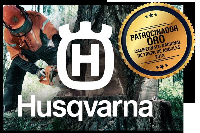 husqvarna campeonato de trepa 2018