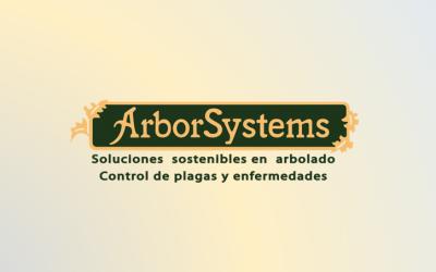 ARBORSYSTEMS: PATROCINADOR WEB DE LAS JORNADAS INTERNACIONALES DE ARBORICULTURA
