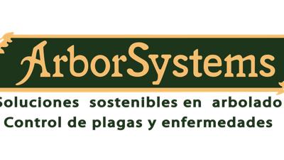 ARBORSYSTEMS PATROCINADOR DEL CONGRESO NACIONAL DE ARBORICULTURA
