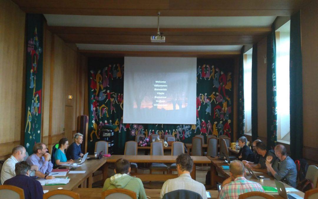 5ª Reunión Proyecto VetCert