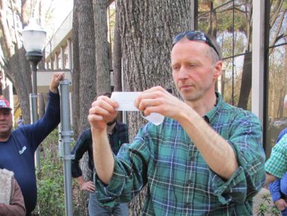 El Congreso Nacional de Arboricultura culmina con Frank Rinn