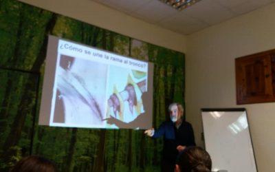 Finalización del curso de Josep Selga