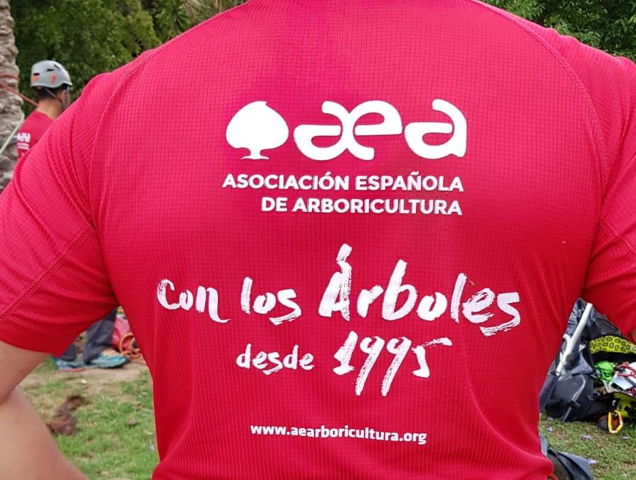 La AEA en defensa de la profesionalización y reconocimiento de la figura del Arbolista