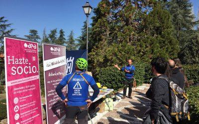 Nuestros asociados promocionan la profesión en Madrid