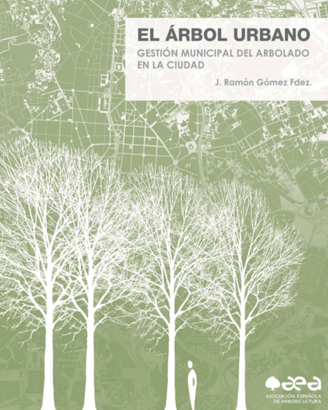 El libro 'El árbol Urbano', premio Juan Julio «Mención Especial».