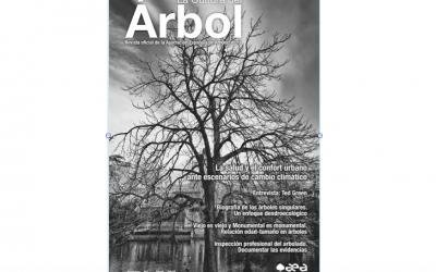 El número 83 de la revista 'La Cultura del árbol' ya está disponible