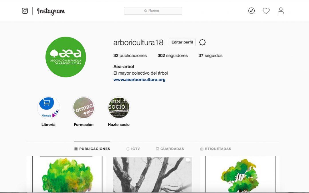 La AEA en las redes sociales