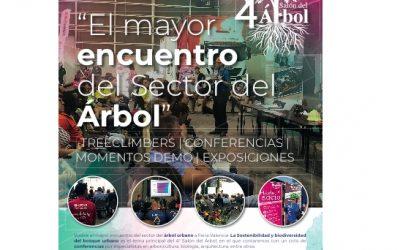 Vuelve el mayor encuentro del sector: el Salón del Arbol
