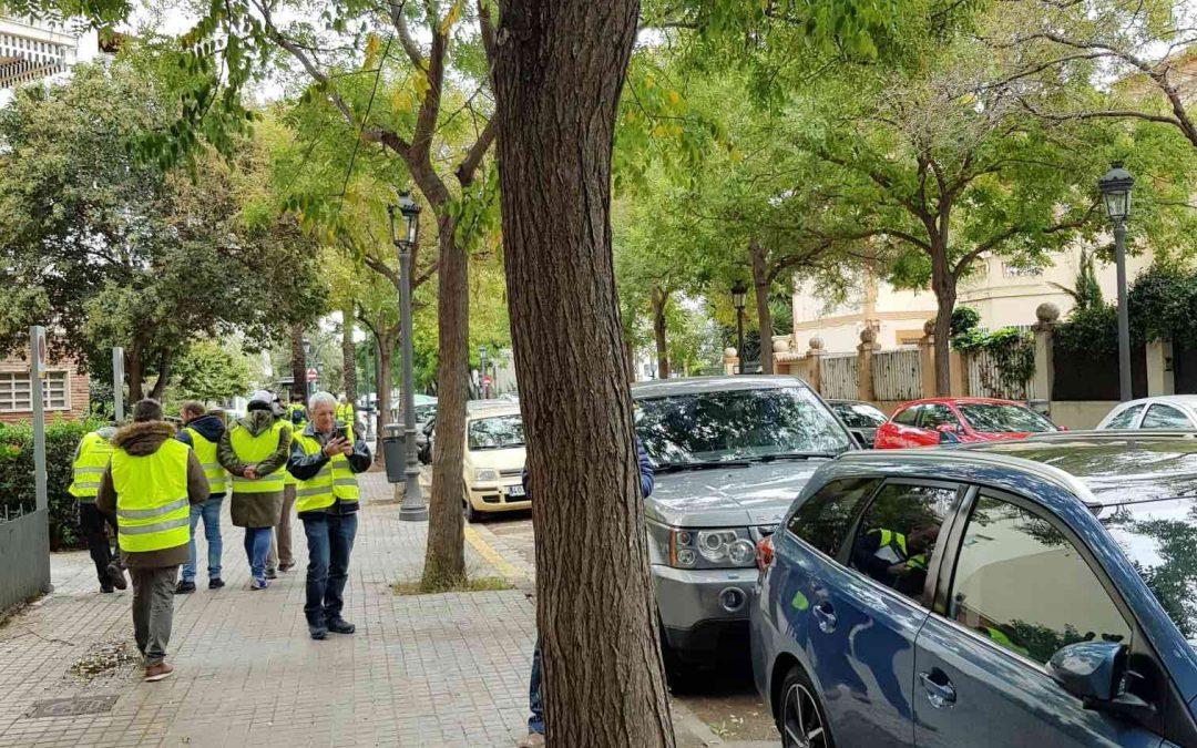Examen de certificación ETT en Valencia