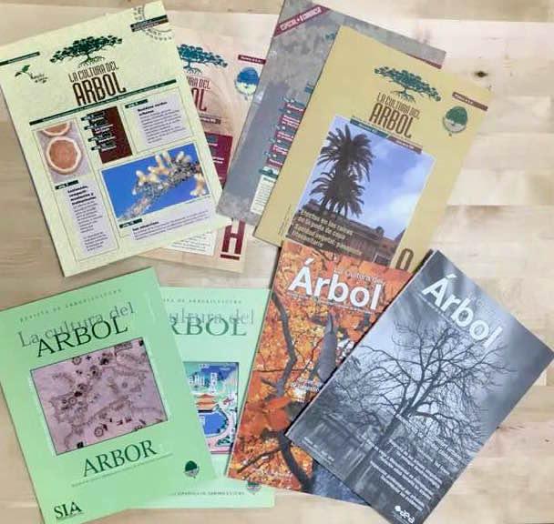 La Cultura del árbol, una revista con historia