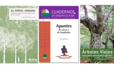 Libros a precio especial en las Jornadas Europeas de Árboles Veteranos