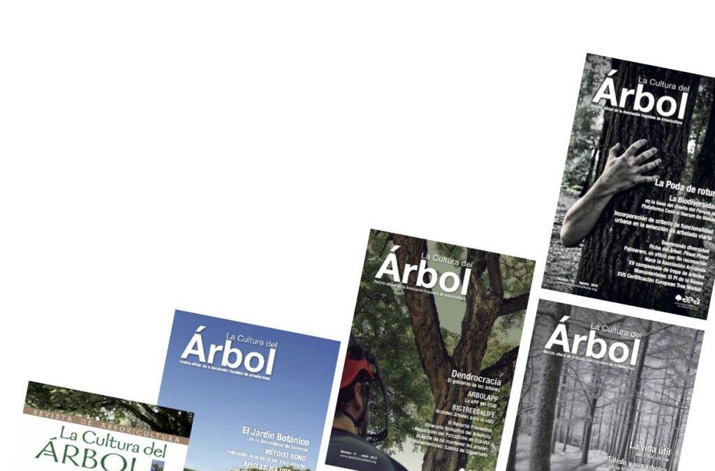 Revista la Cultura del árbol