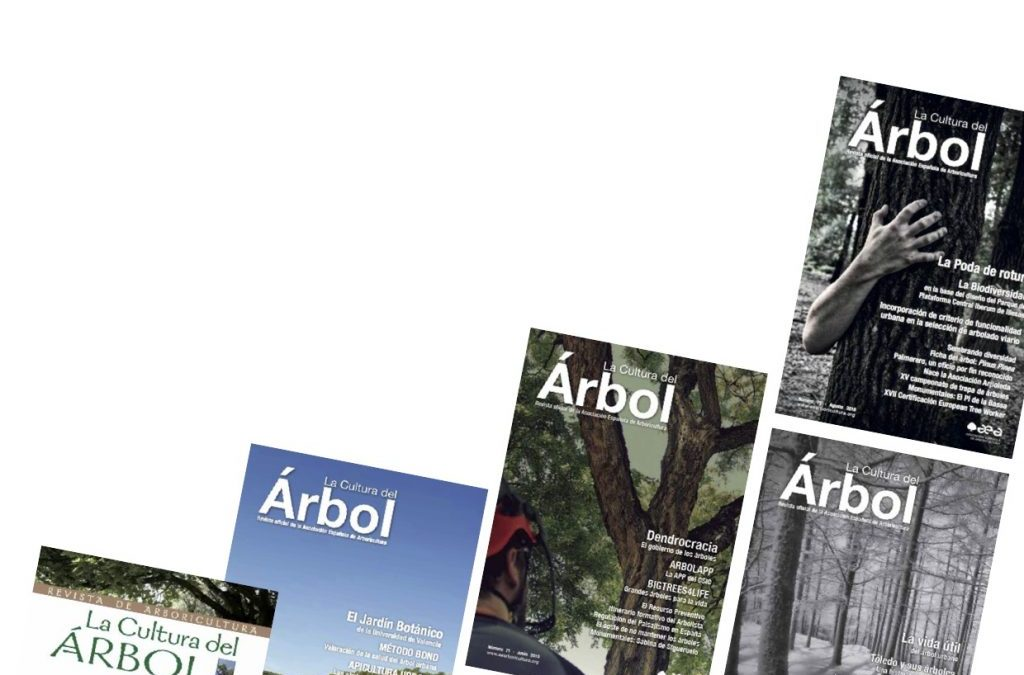La Cultura del Árbol, número 85
