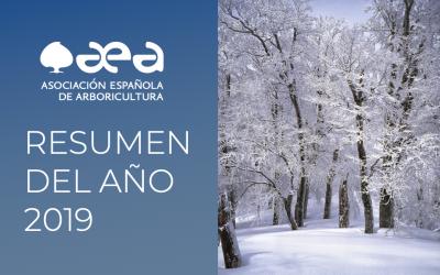 2019: Resumen del año de la Asociación Española de Arboricultura