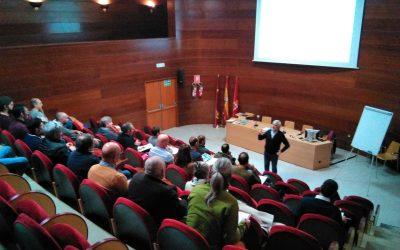 En el curso NUEVO PROTOCOLO DE PODA DE ARBOLADO, Murcia