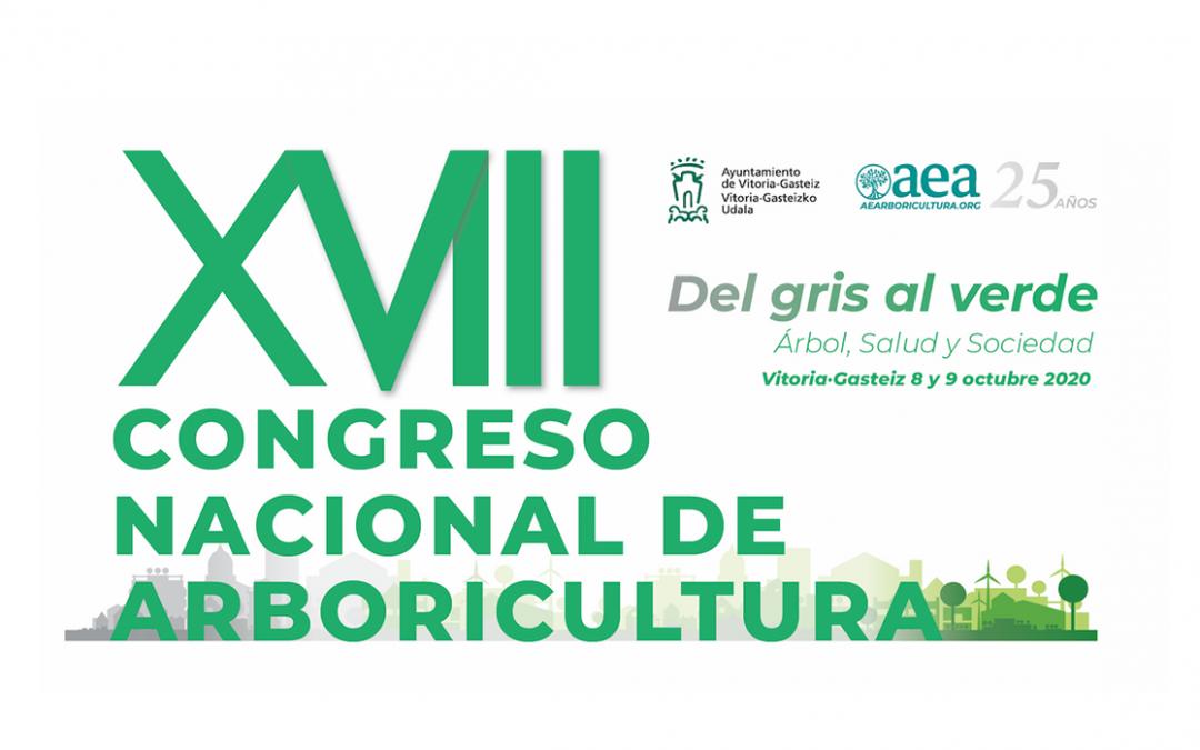 Prorrogado el plazo de inscripción para el XVIII Congreso Nacional de Arboricultura