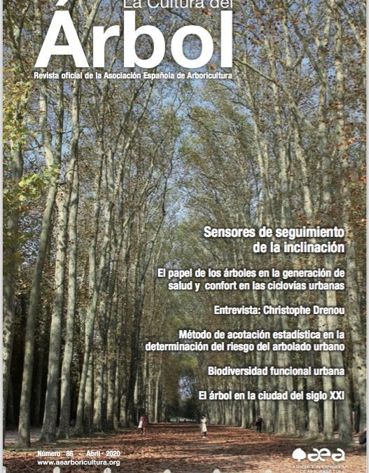 El número 86 de La Cultura del Árbol llega a los socios
