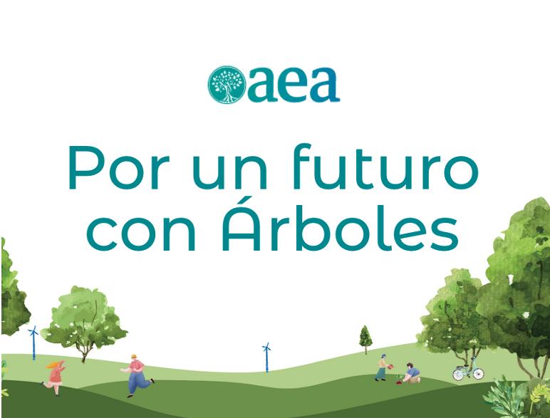 Hoy lanzamos el sitio web POR UN FUTURO CON ÁRBOLES