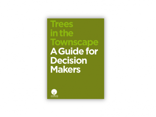 Trees in Townscape. A guide fo decision Makers