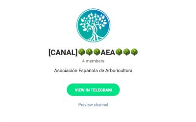 La AEA estrena canal en Telegram