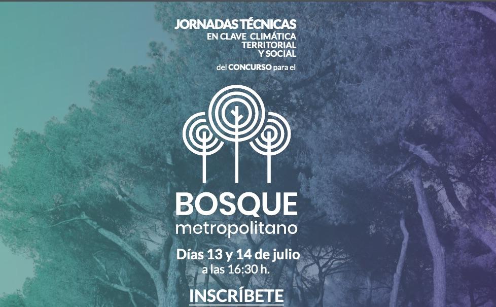 Concurso de proyectos para la configuración del Bosque Metropolitano de Madrid