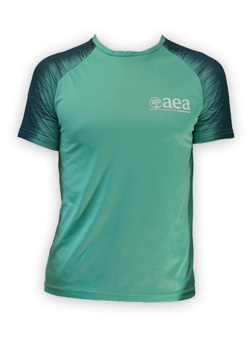 Camisetas técnicas de la AEA