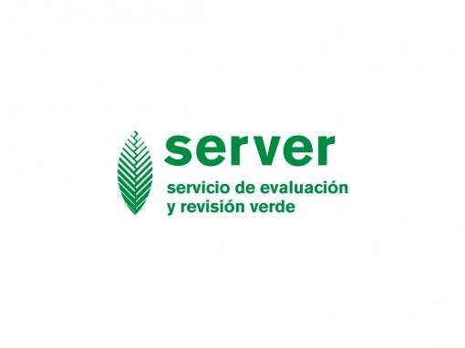 Server Servicios de evaluación y Revisión verde