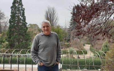 Entrevista con el presidente de la AEA Mariano Sánchez