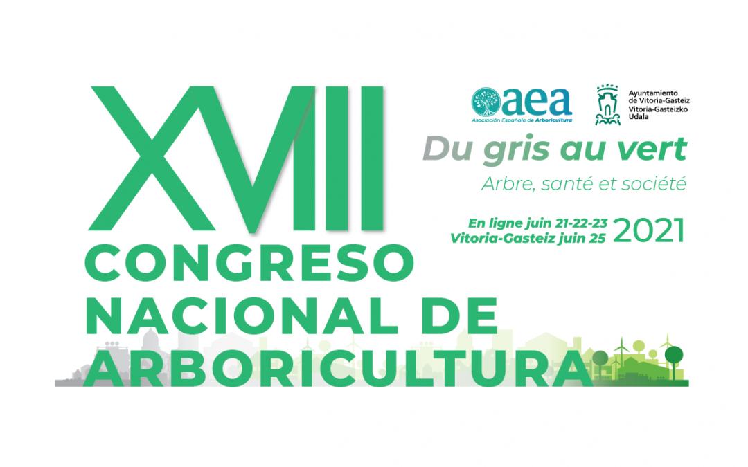 Le XVIIIe Congrès National d'Arboriculture EN LIGNE du 21 au 23 juin 2021