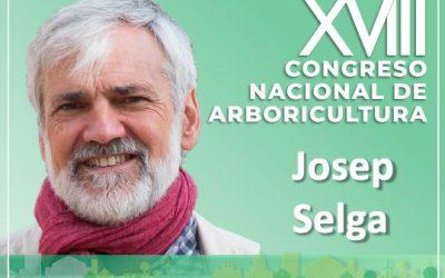 Josep Selga, ponente del XVIII Congreso Nacional