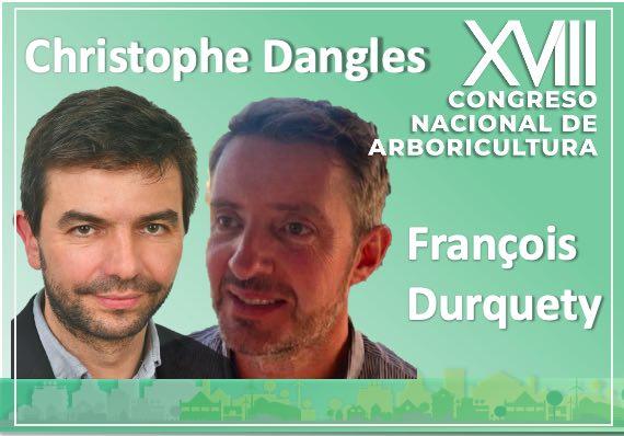 François Durquety y Christophe Dangles, ponentes del Congreso Nacional presencial