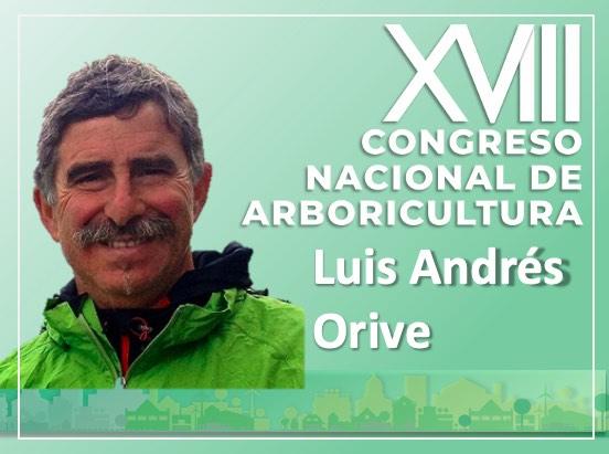 Luis Andrés Orive, ponente de la sesión presencial del XVIII Congreso Nacional