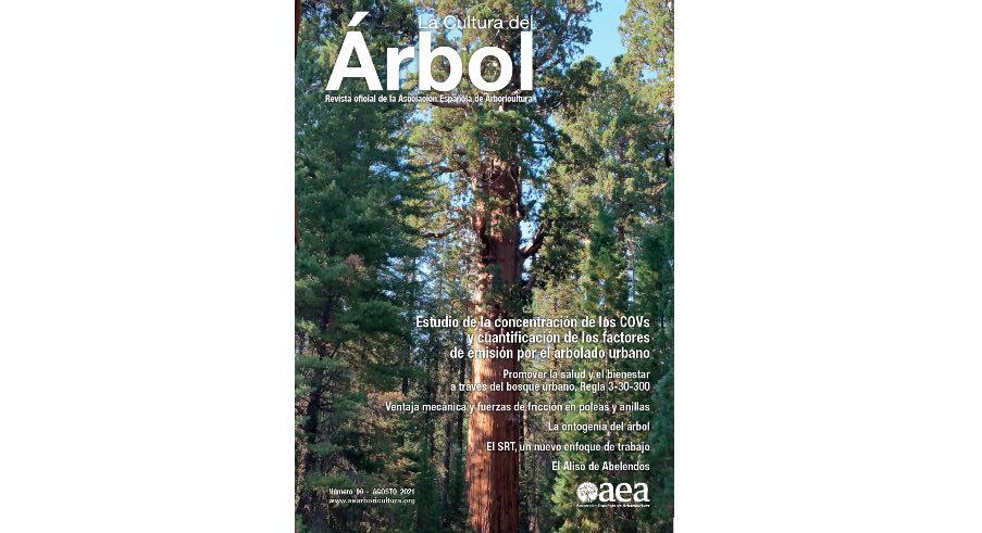 Ya está disponible el número 90 de la revista 'La Cultura del Árbol'