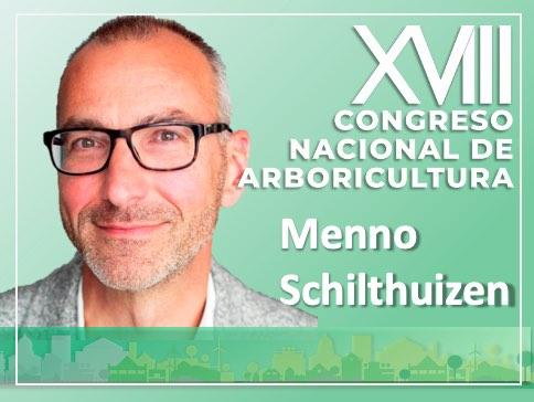 Menno Schilthuizen ponente del XVIII Congreso Nacional de Arboricultura presencial