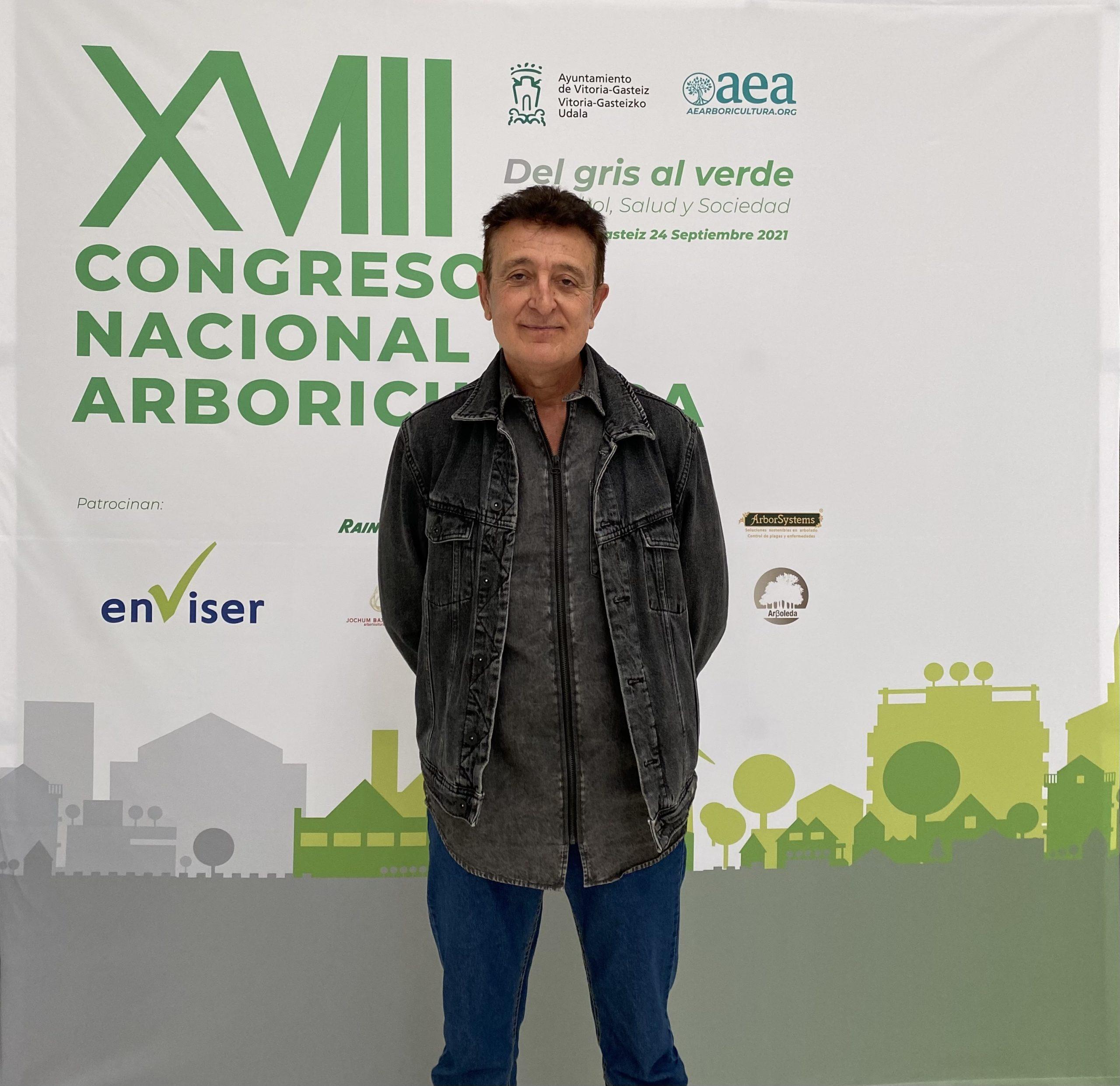 Manolo García arboricultura
