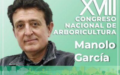 Manolo García participa en XVIII Congreso Nacional de Arboricultura
